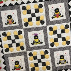 Center of Sew Busy Bee Quilt